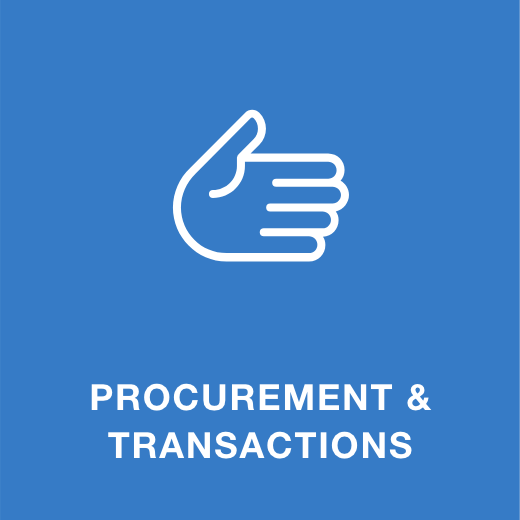 GET FiT Toolbox - Procurement Transactions