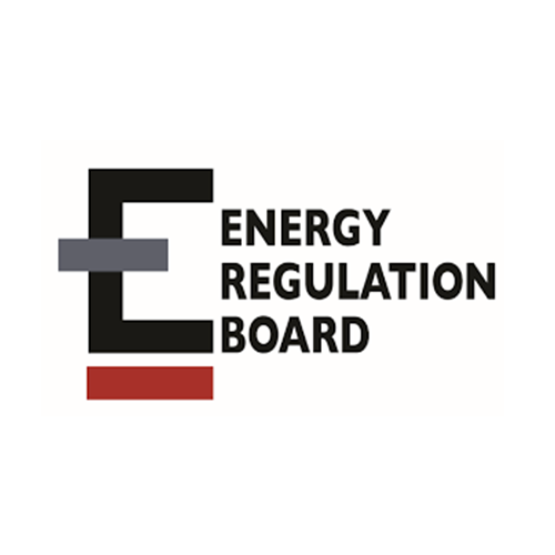 Energy Regulation Board logo